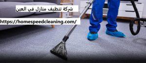 شركة تنظيف منازل في العين