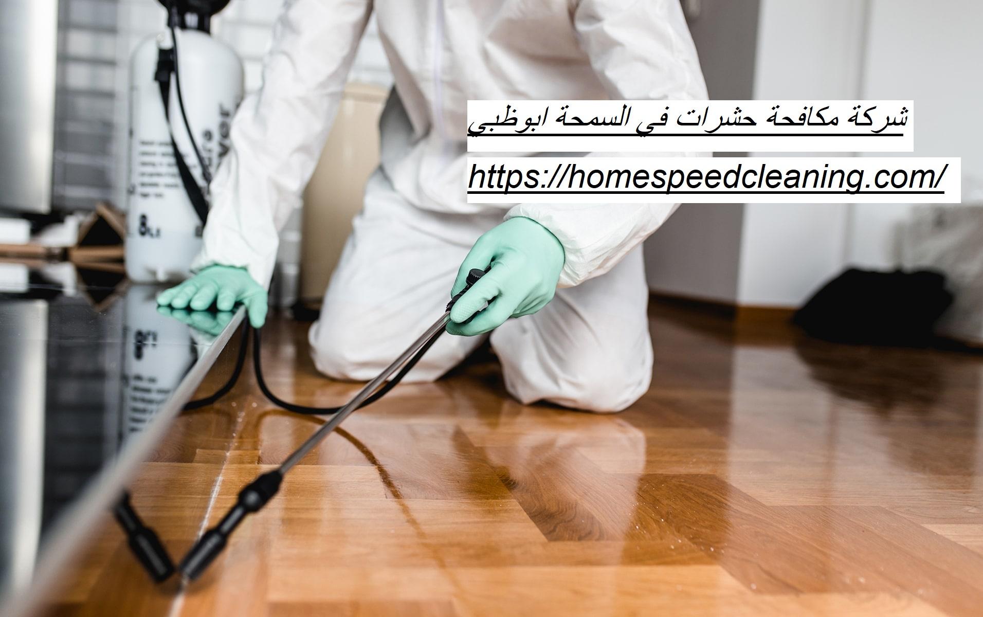 شركة مكافحة حشرات في السمحة ابوظبي
