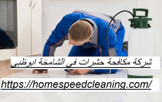 شركة مكافحة حشرات في الشامخة ابوظبي